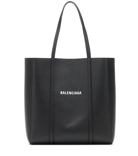 Cabas Everyday S en cuir imprimé - Balenciaga - Modalova