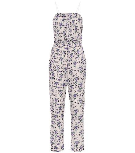 Combi-pantalon Timea imprimée en coton - Isabel Marant, Étoile - Modalova