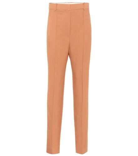 Pantalon The Carla en sergé - Khaite - Modalova