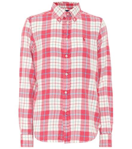 Chemise en coton à carreaux - Polo Ralph Lauren - Modalova