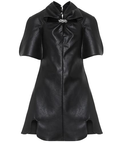 Robe Bora Bora en cuir synthétique - Ellery - Modalova