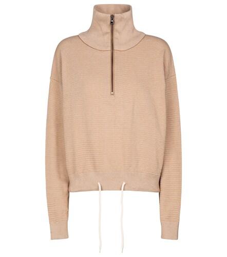 Sweat-shirt Buckingham en coton - VARLEY - Modalova
