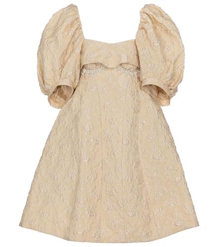 Exclusivité Mytheresa – Robe en cloqué à ornements - Simone Rocha - Modalova