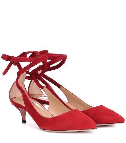 9cac2afbe6f Milano 45 suede pumps