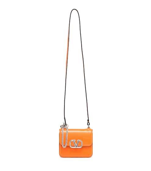 Valentino Garavani VSLING Micro patent leather shoulder bag by Valentino Garavani, available on mytheresa.com for EUR1590 Kendall Jenner Bags SIMILAR PRODUCT