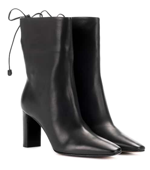 The Row Stiefel Emil aus Leder