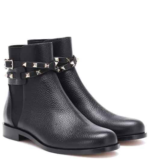 7f1aaff7e13 Flat Ankle Boots | Designer Footwear for Women at Mytheresa