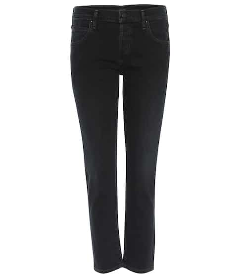 Citizens of Humanity Cropped Jeans Elsa