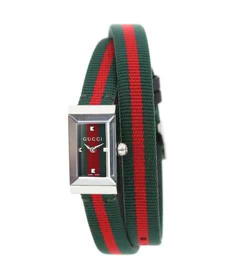 구찌 G-프레임 시계 Gucci G-Frame watch