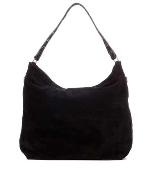 Vanessa Bruno Handtasche aus Veloursleder