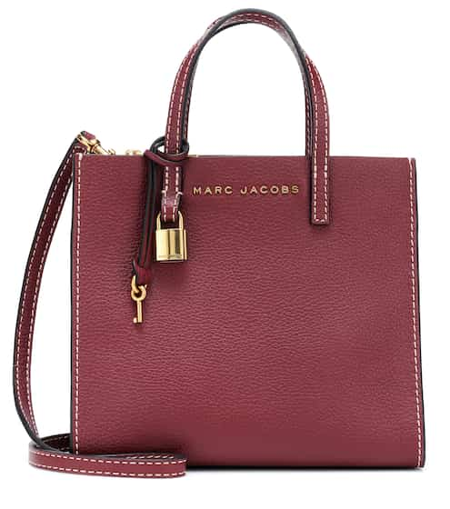 9347be08fcaa The Mini Grind leather tote