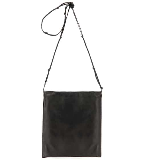 Large Medicine Pouch leather shoulder bag The Row H03icG