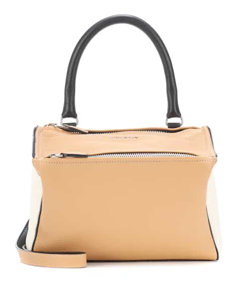 Pandora Mini Leather Shoulder Bag Givenchy