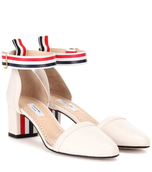 Thom Browne Pumps aus Leder