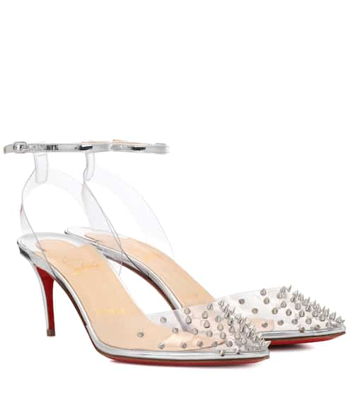 Christian Louboutin Spikoo 70 embellished pumps buy cheap clearance 0sfEnoIY