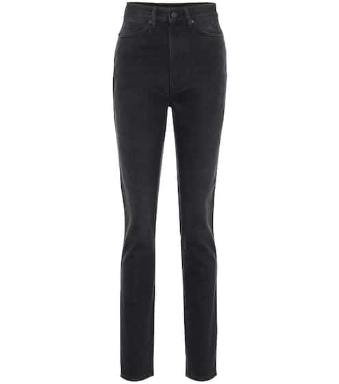 아크네 스튜디오 Acne Studios 1994 high-rise skinny jeans
