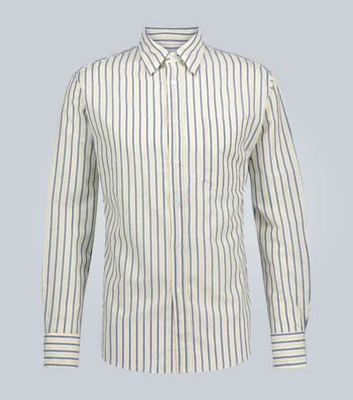 미쏘니 셔츠 Missoni Long-sleeved striped shirt