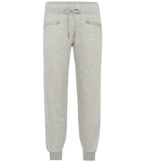 Adidas by Stella McCartney Trackpants mit Baumwolle