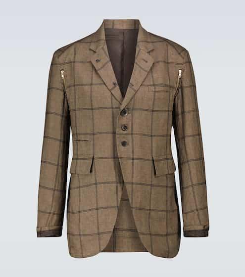 Undercover Single-breasted blazer