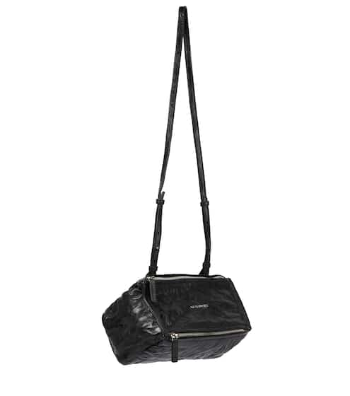 9a9e7ce946c8 Pandora Mini leather shoulder bag