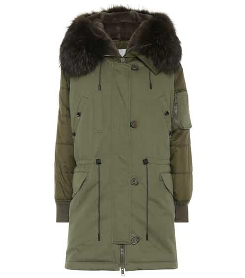 Yves salomon jacket