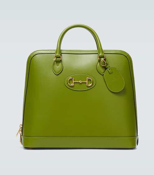 - 구찌 Gucci Horsebit 1955 duffel bag