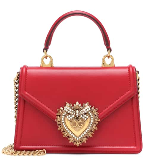e6499ee98185 Small Devotion leather shoulder bag