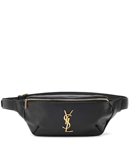 생 로랑 클래식 모노그램 벨트백 Saint Laurent Classic Monogram leather belt bag