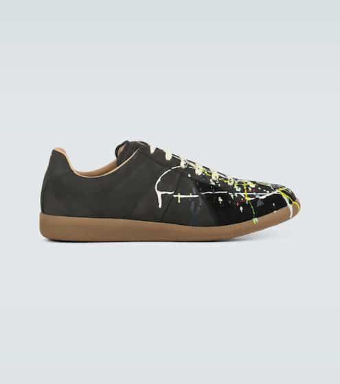 메종 마르지엘라 Maison Margiela Replica Painter sneakers