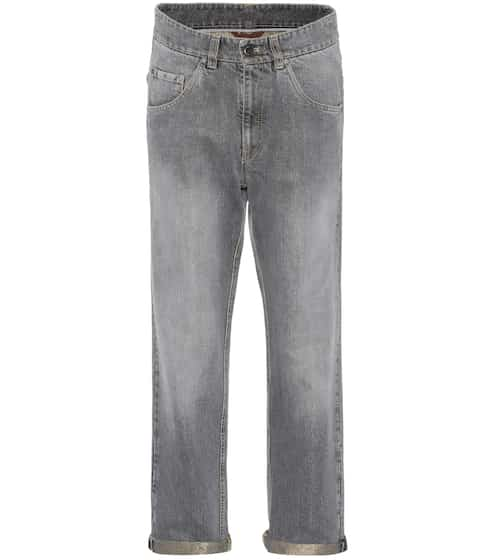 Brunello Cucinelli Jeans Loose & Straight