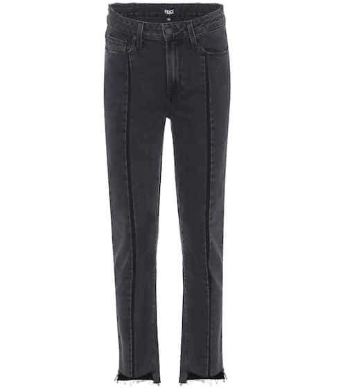 Paige High Rise Jeans Julia