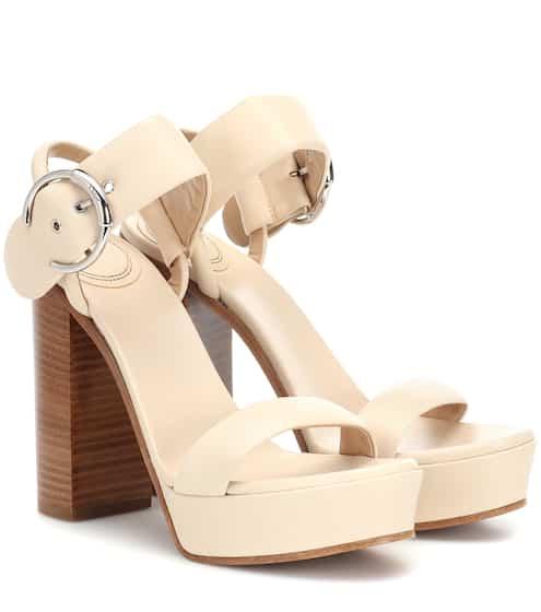 6d8e39282503d Chaussures Chloé pour Femme - Nouvelle Collection