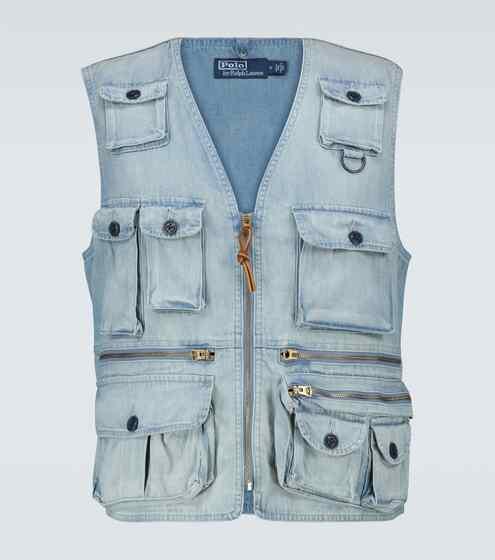 폴로 랄프로렌 Polo Ralph Lauren   - Outdoor Vestdorsett vest