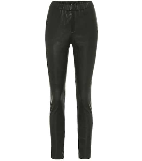 이자벨 마랑 에뚜왈 레깅스 Isabel Marant Etoile Iany leather leggings
