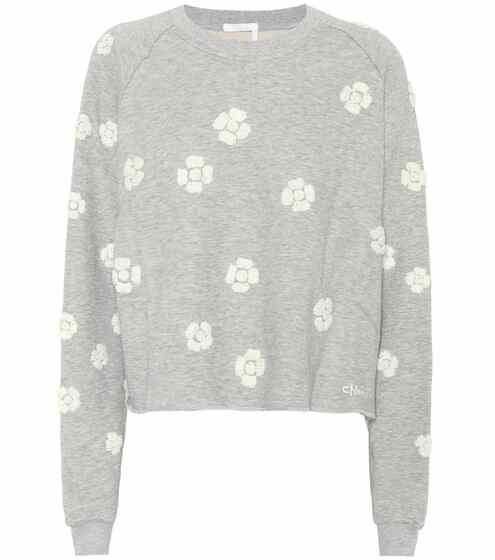 Chloé Pullover aus Baumwolle