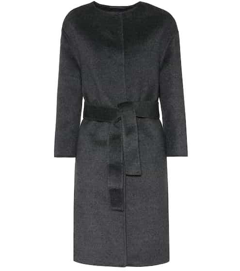 Prada Mantel aus einem Wollgemisch