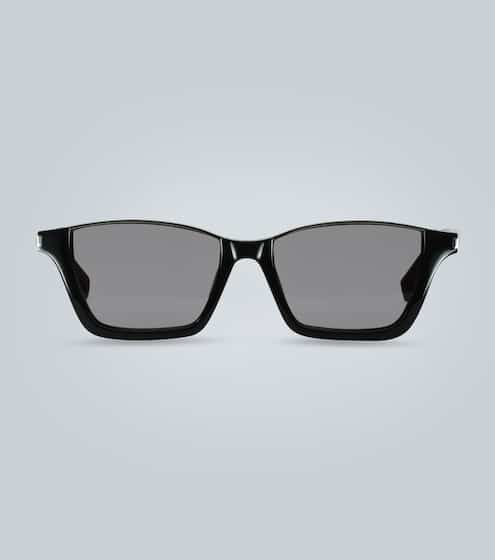 생 로랑 Saint Laurent Rectangular butterfly sunglasses