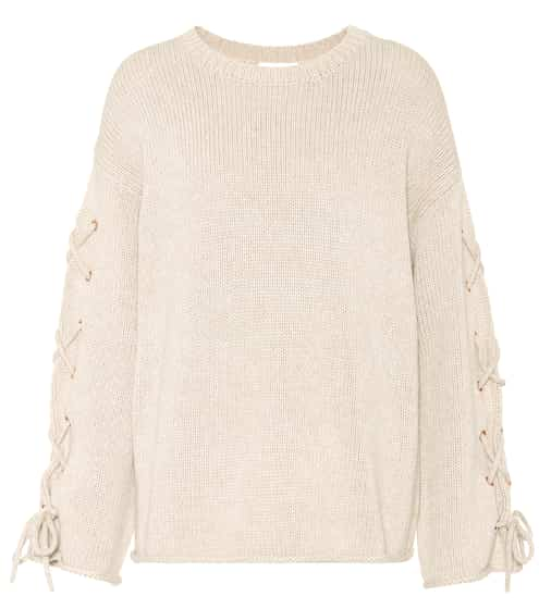 See By Chloé Pullover mit Wolle und Cashmere