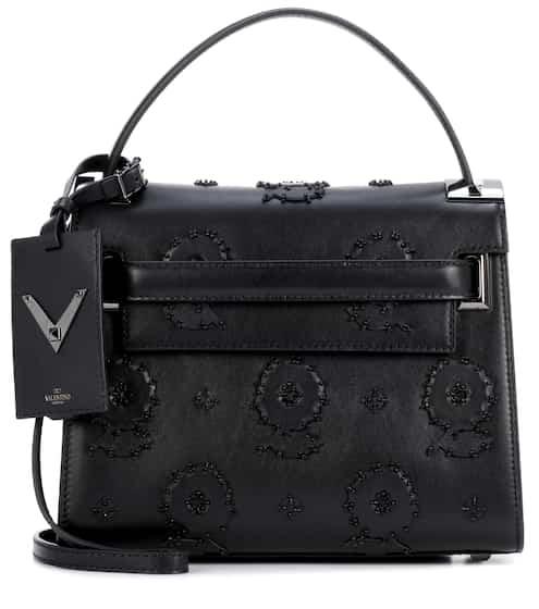Valentino Valentino Garavani Handtasche My Rockstud Small aus Leder