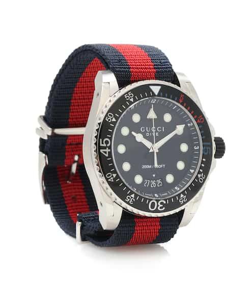 구찌 Gucci Dive XL 45mm watch