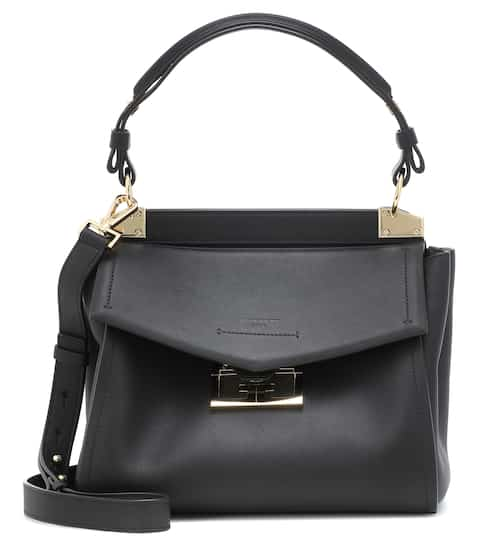 지방시 미스틱백 스몰 - 블랙 (김희애, 김태희 착용) Givenchy Mystic Small leather shoulder bag
