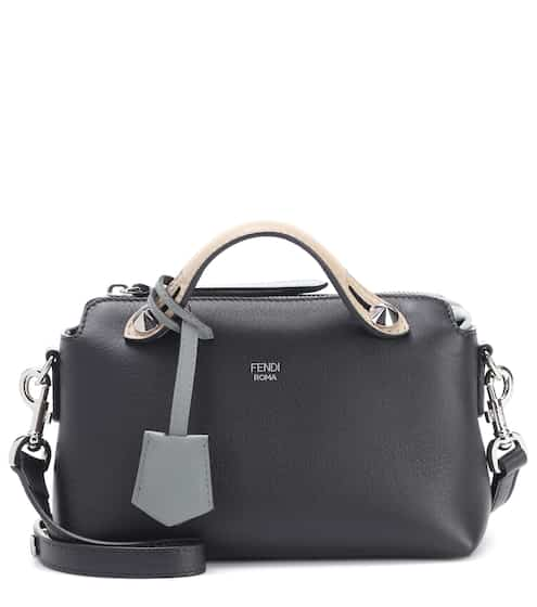 Fendi Schultertasche By The Way Mini aus Leder