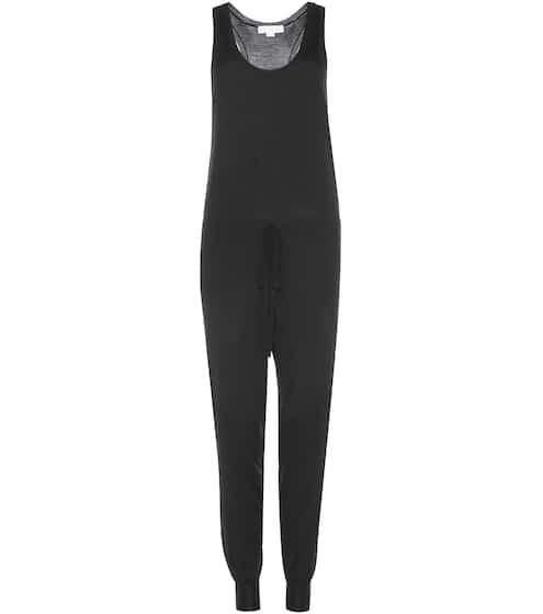 Stella McCartney Virgin wool jumpsuit