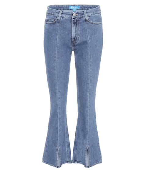 Marty high-waisted cropped jeans | M.i.h Jeans