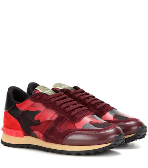 Valentino Valentino Garavani Sneakers Rockrunner aus Leder