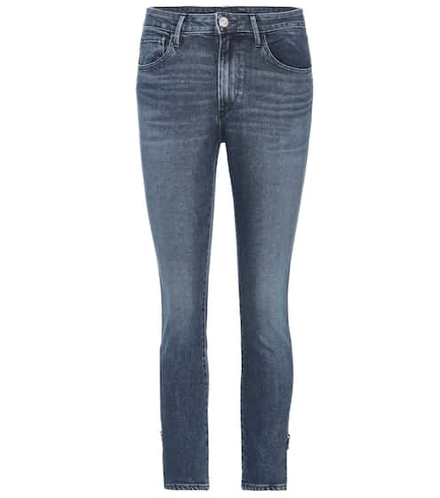 3x1 Cropped Jeans W3 Higher Ground