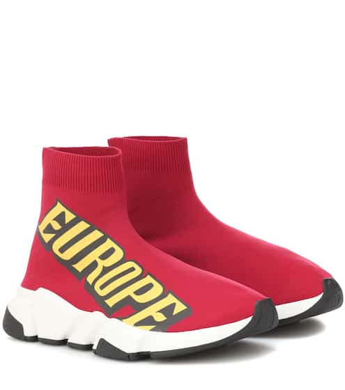 18 F/W 발렌시아가 우먼 스피드러너 유로파 컬렉션 Balenciaga Speed Trainer sneakers, EUROPE COLLECTION