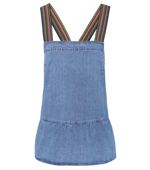 M.i.h Jeans Tennant denim top