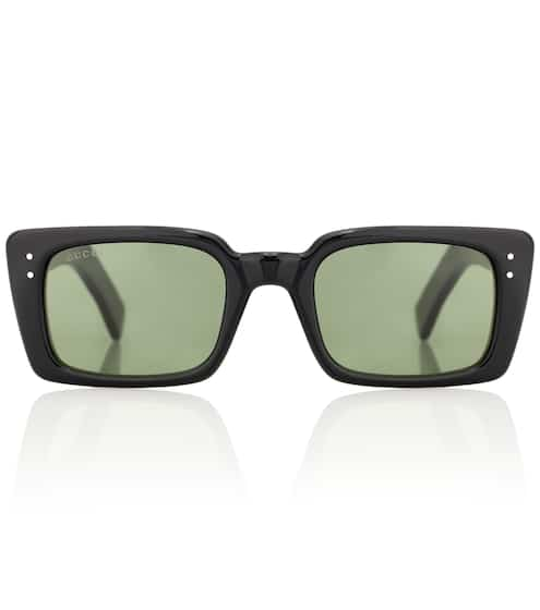 구찌 Gucci Rectangular sunglasses