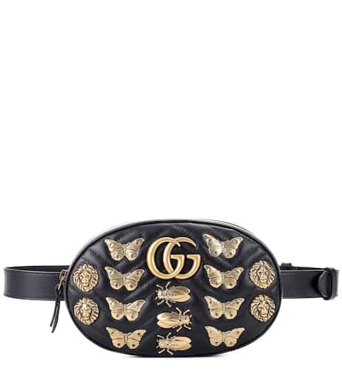 Gucci Gürteltasche Marmont aus Leder
